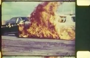 Ford Pinto Fuel Fire #1